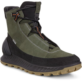 ECCO Exostrike Boots Men black/deep forest